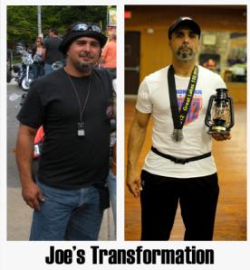 Joe Transformation